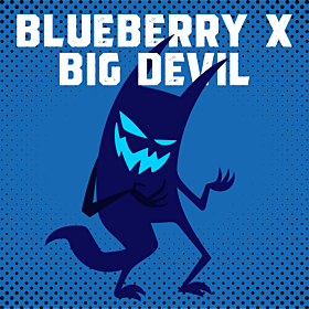Blueberry x Big Devil