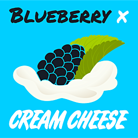 Blueberry x Cream Cheese