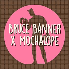 Bruce Banner x Mochalope