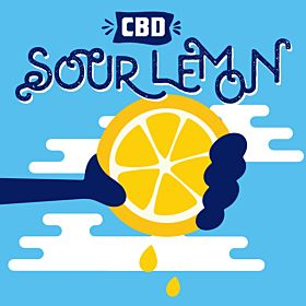 CBD Sour Lemon