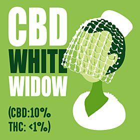 CBD White Widow (CBD:10% THC: