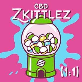 CBD Zkittlez (1:1)