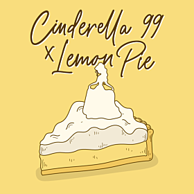 Cinderella 99 x Lemon Pie