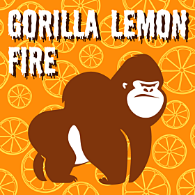 Gorilla Lemon Fire