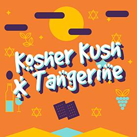 Kosher Kush x Tangerine