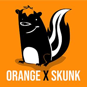 Orange x Skunk