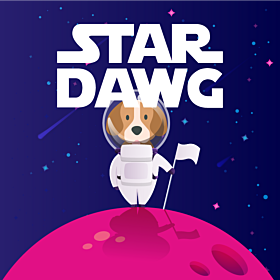 Star Dawg Feminized Logo