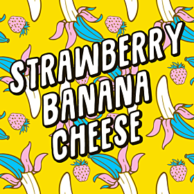 Strawberry Banana Cheese