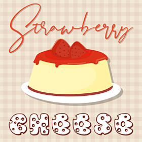 Strawberry Cheese