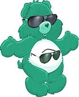 The Care Bear That Doesn't Fuckin' Care