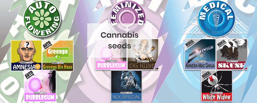 Kera Seeds selection