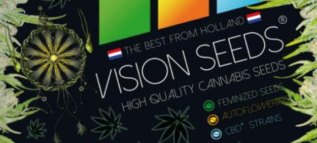 Vision Seeds - high-quality feminized, autoflowering and CBD seeds
